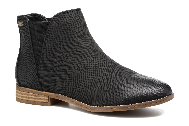 Boots en enkellaarsjes Roxy Zwart
