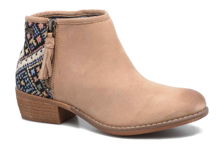 Boots en enkellaarsjes Roxy Beige