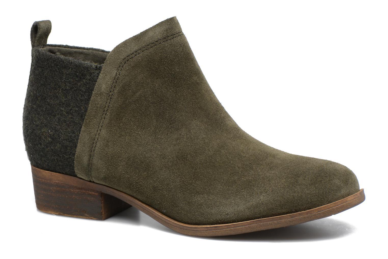 Boots en enkellaarsjes TOMS Groen