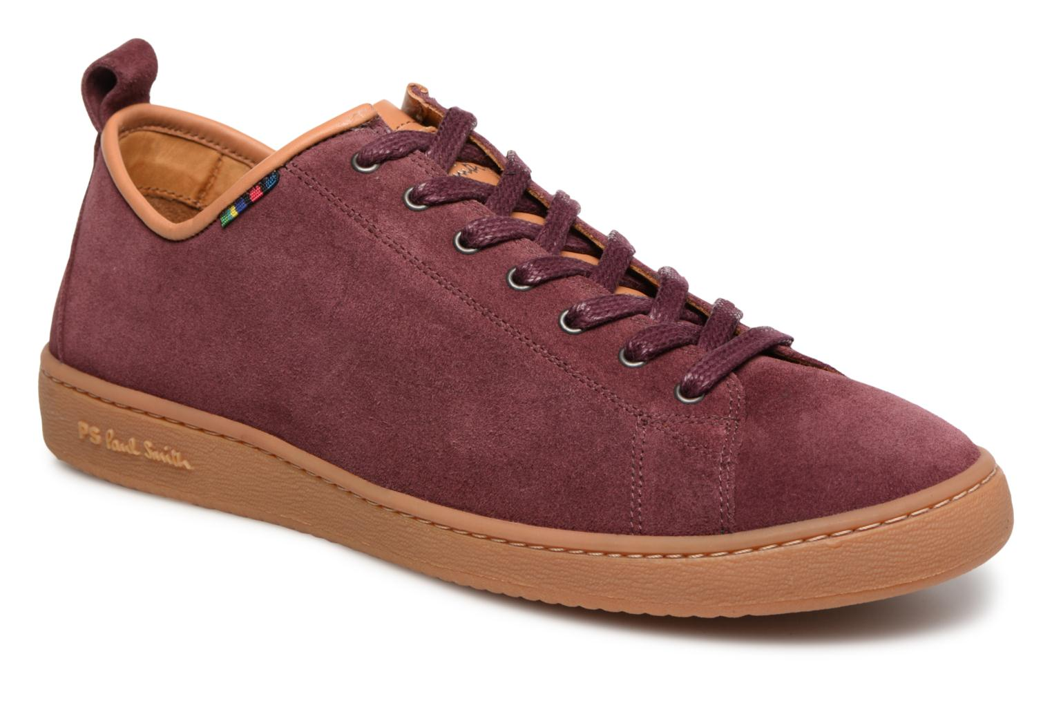 Sneakers Paul Smith Bordeaux