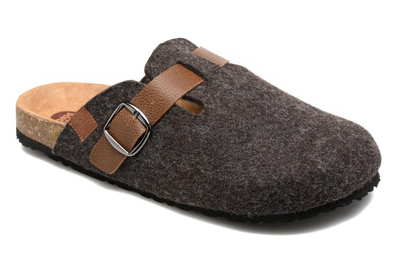 Pantoffels Gioseppo Bruin
