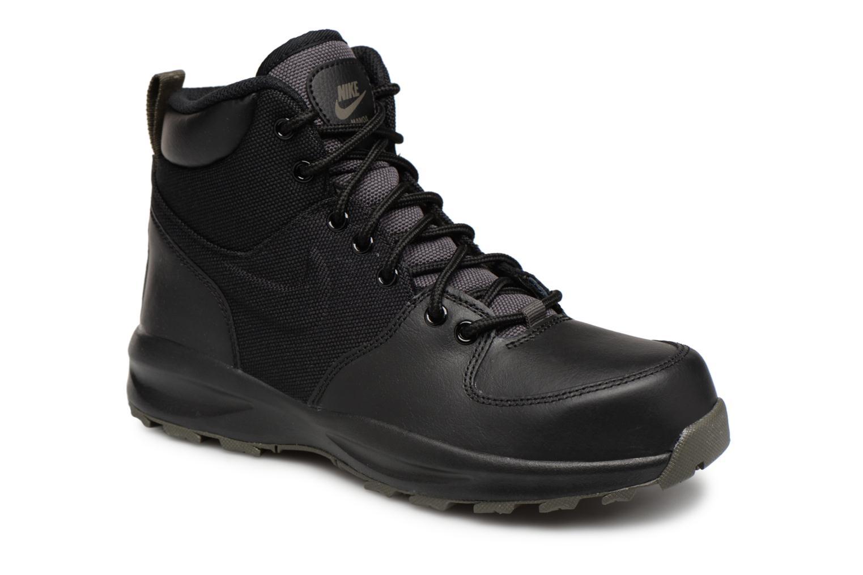 Boots en enkellaarsjes Nike Zwart