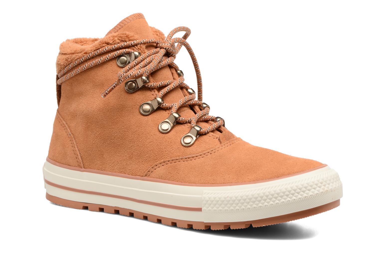 Boots en enkellaarsjes Converse Bruin
