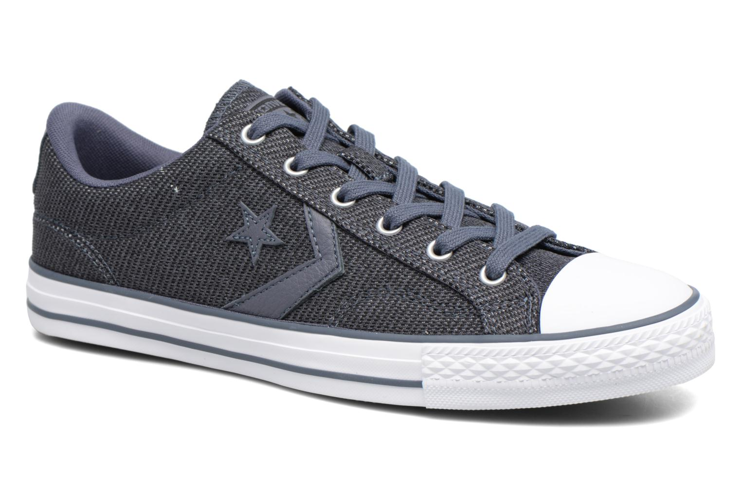 Star Player 3 Color Herringbone Ox by Converse