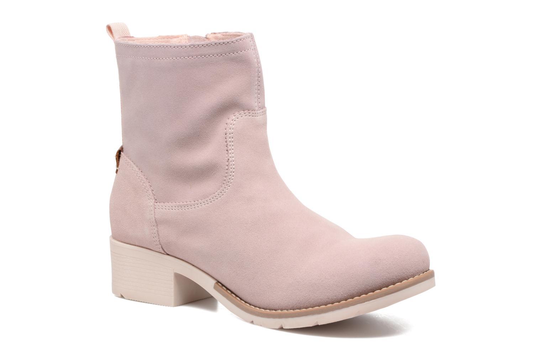 Boots en enkellaarsjes S.Oliver Roze