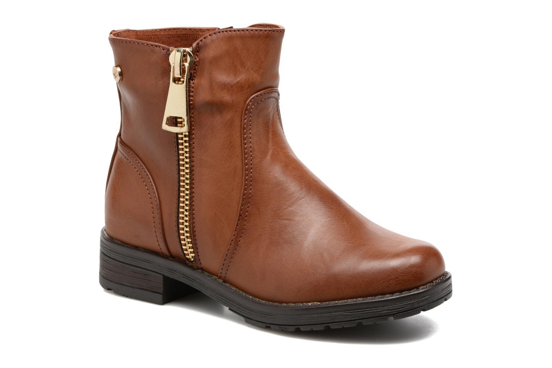 Boots en enkellaarsjes Xti Beige