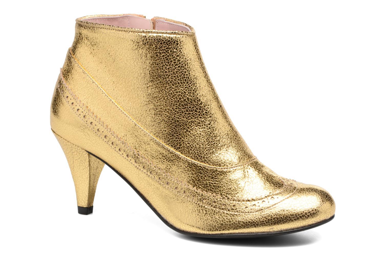 Boots en enkellaarsjes Annabel Winship Goud en brons