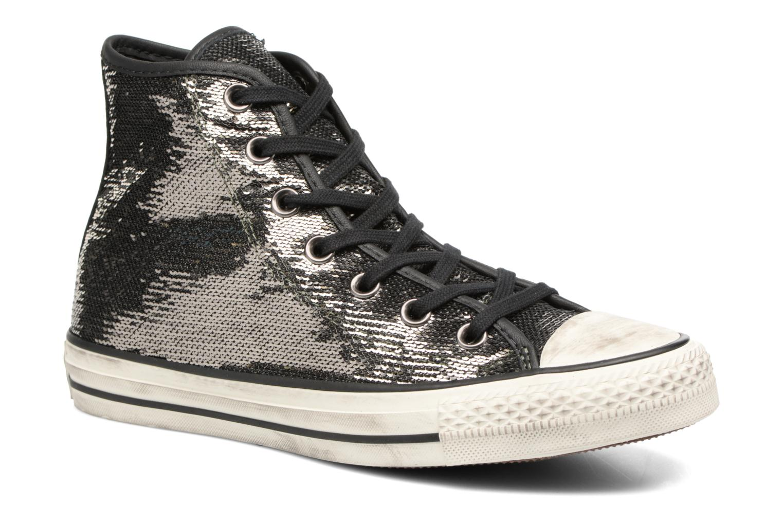 Chuck Taylor All Star Distressd Hi - Sneaker für Damen / grau