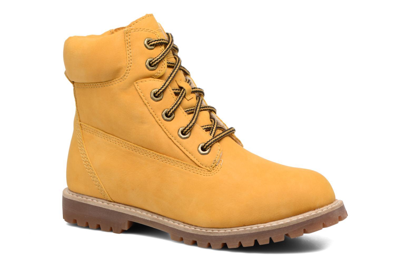 Boots en enkellaarsjes Esprit Geel