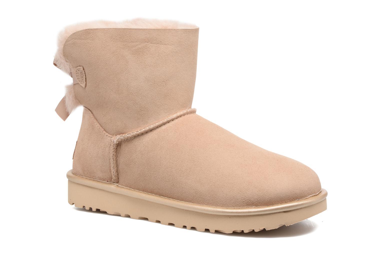 Boots en enkellaarsjes UGG Beige