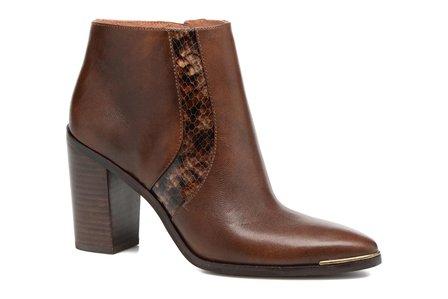 Boots en enkellaarsjes What For Bruin