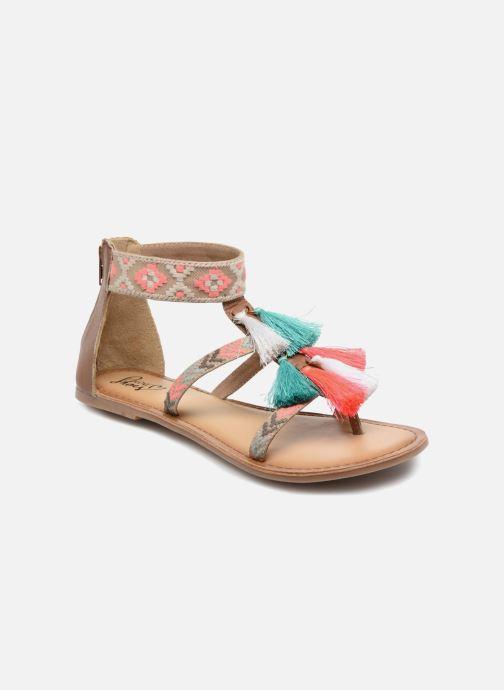 Kebam Leather par I Love Shoes