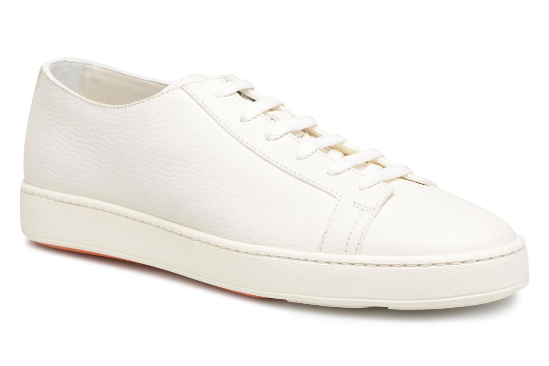 Sneakers Santoni Wit