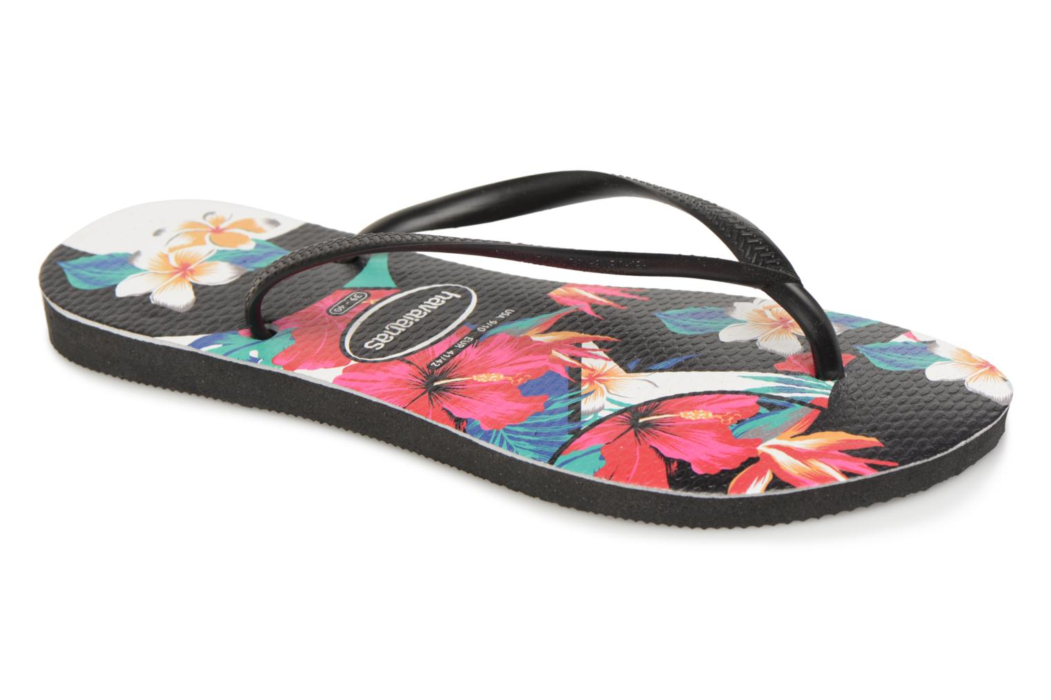 Slippers Slim Tropical Floral by Havaianas