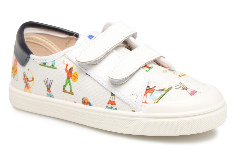 Sneakers PèPè Wit