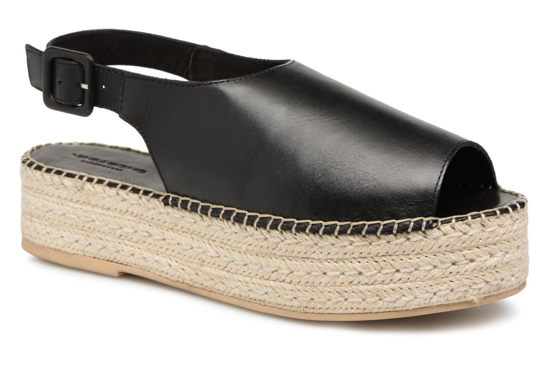Espadrilles Vagabond Shoemakers Zwart