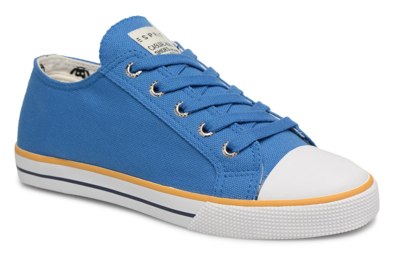 Sneakers Esprit Blauw