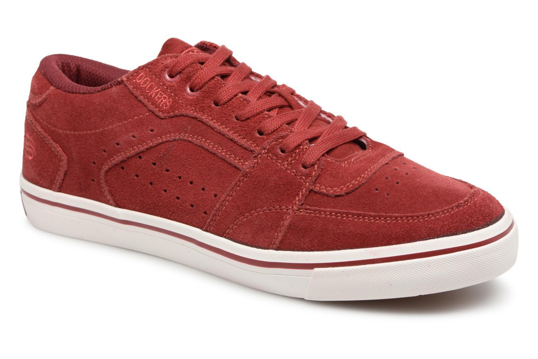 Sneakers Dockers Rood