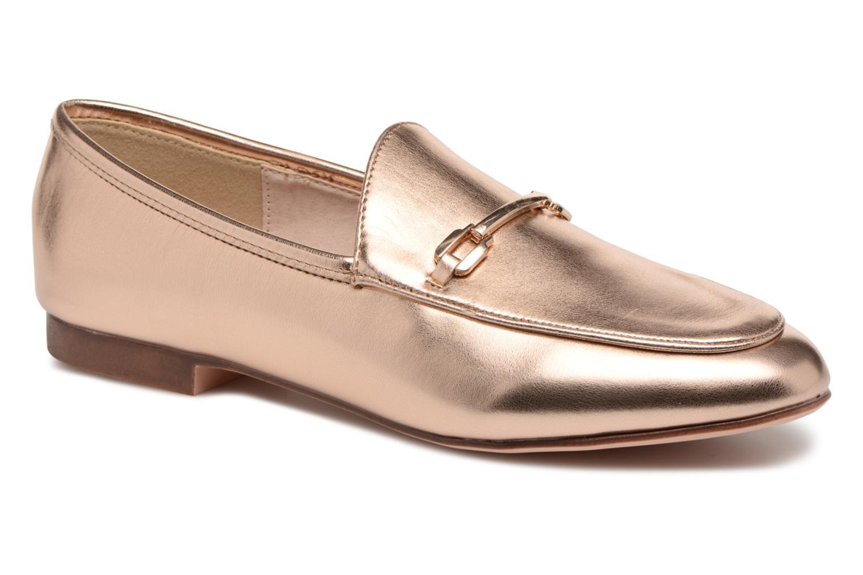 Mocassins I Love Shoes Goud en brons