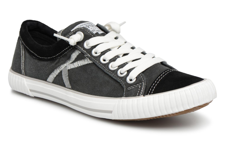 Sneakers Kaporal Zwart