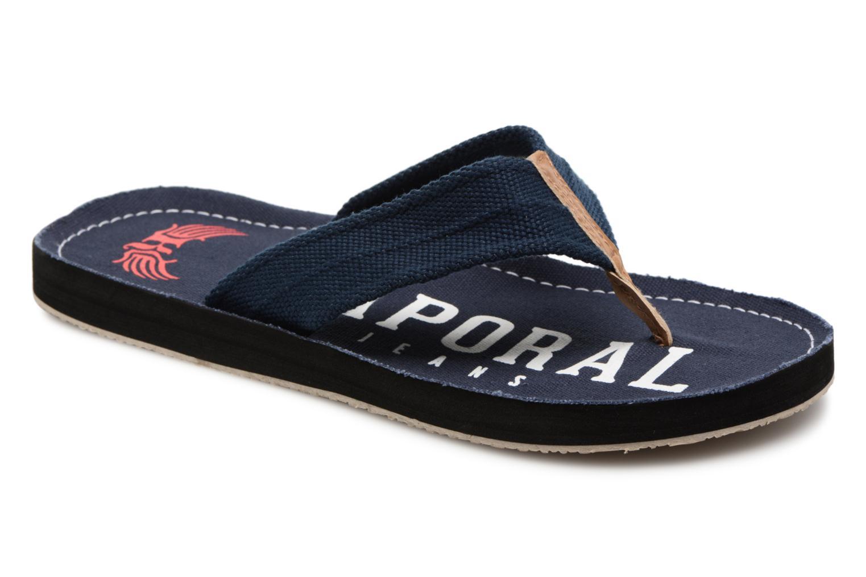 Slippers Kaporal Blauw