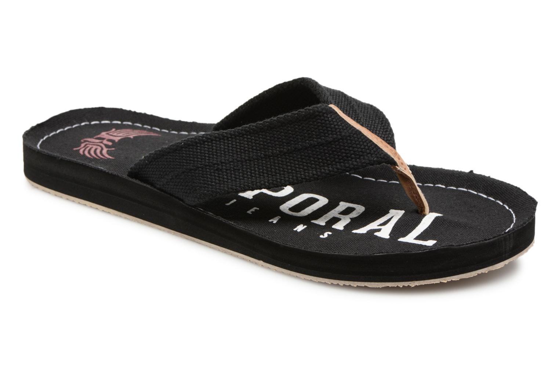 Slippers Kaporal Zwart