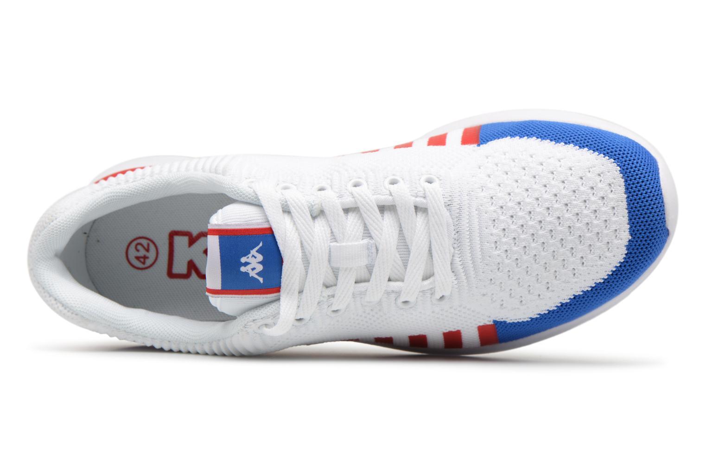 Herren Kappa Kombat La84 Knit Weiß Sneaker Weiß Knit 6c4c9f