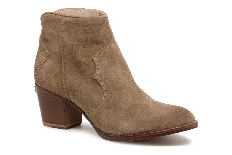 Boots en enkellaarsjes Zadig & Voltaire Beige