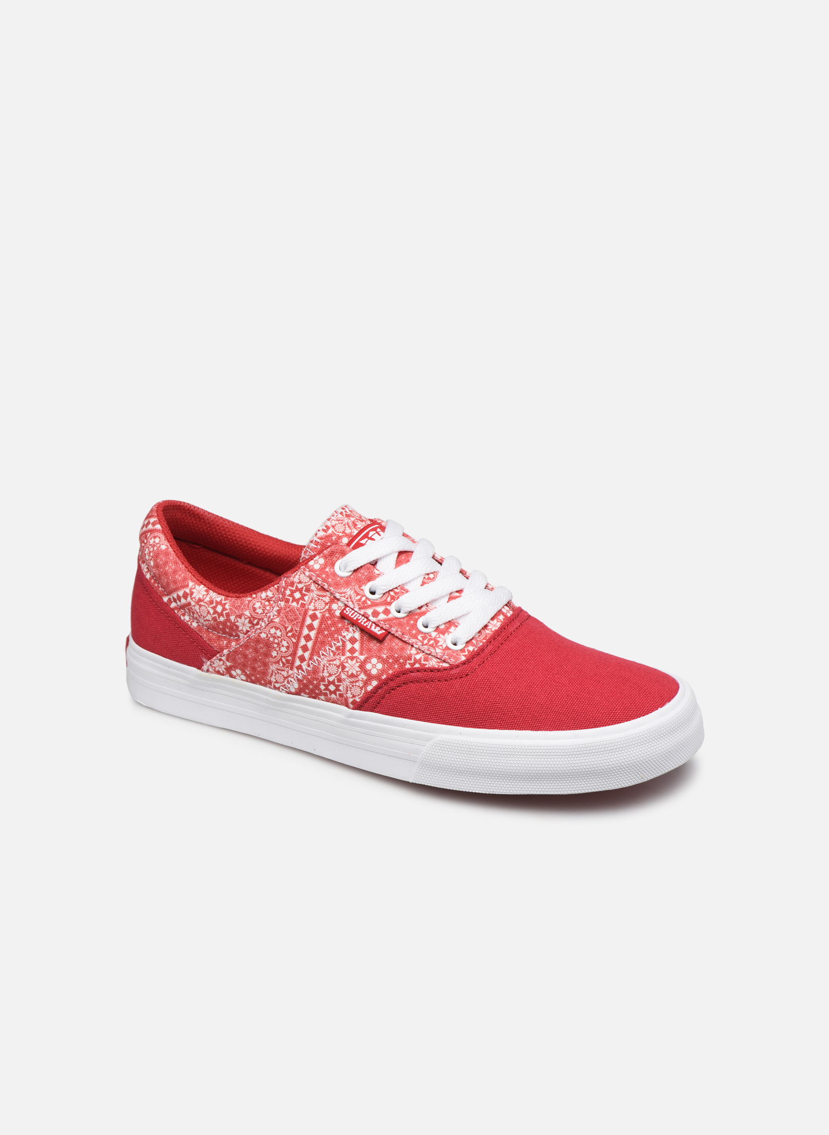Sneakers Supra Rood