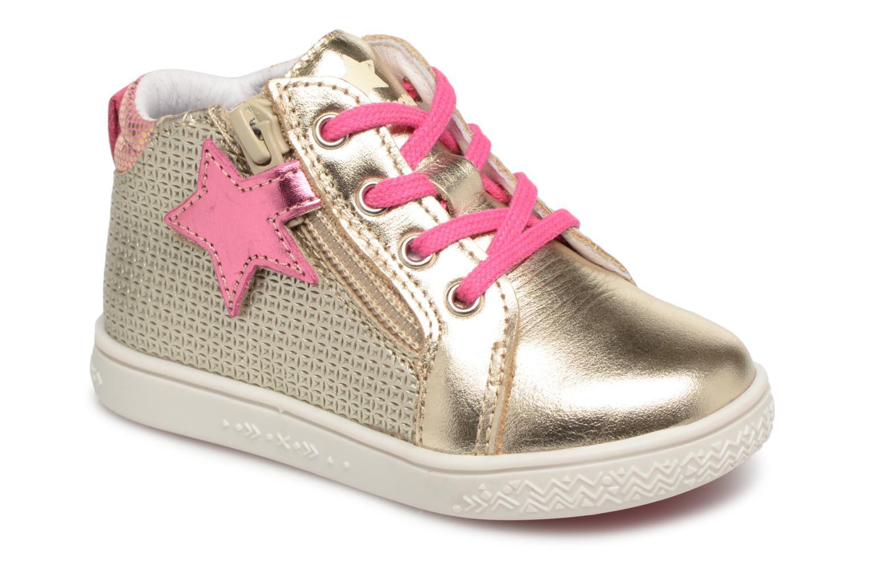 Sneakers Babybotte Goud en brons