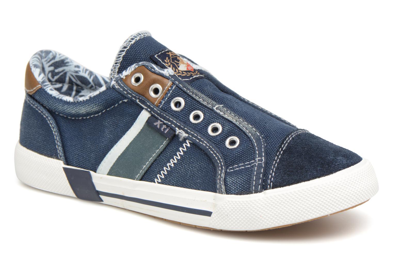 Sneakers Xti Blauw