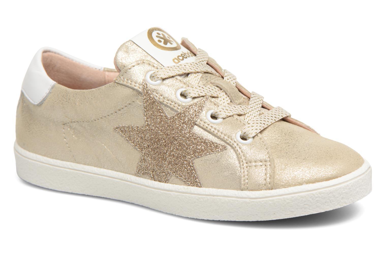 Sneakers Acebo's Goud en brons