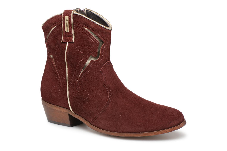 Boots en enkellaarsjes Les Tropéziennes par M Belarbi Bordeaux