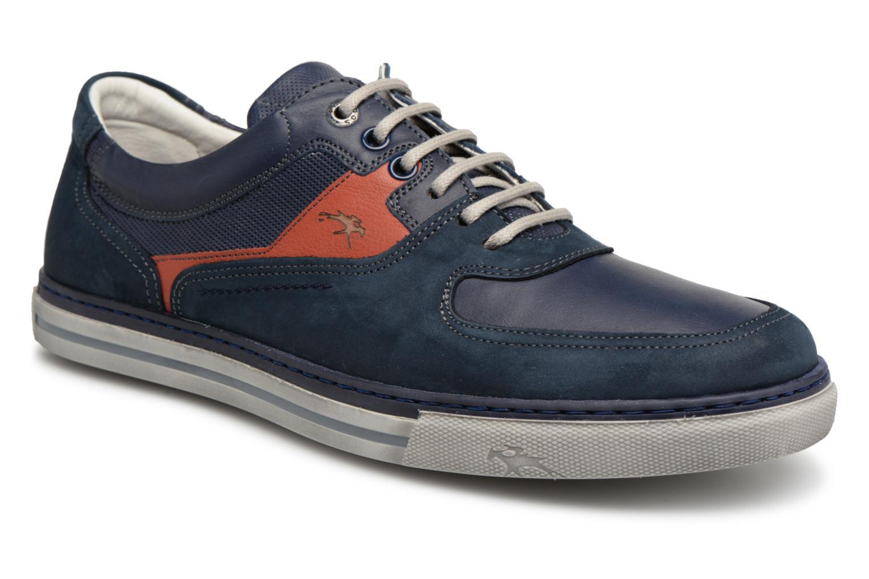 Sneakers Fluchos Blauw