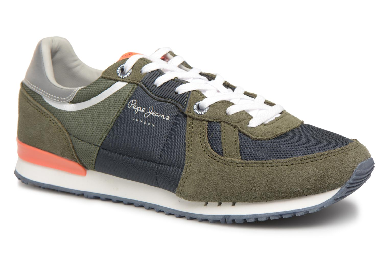 Sneakers Pepe jeans Groen