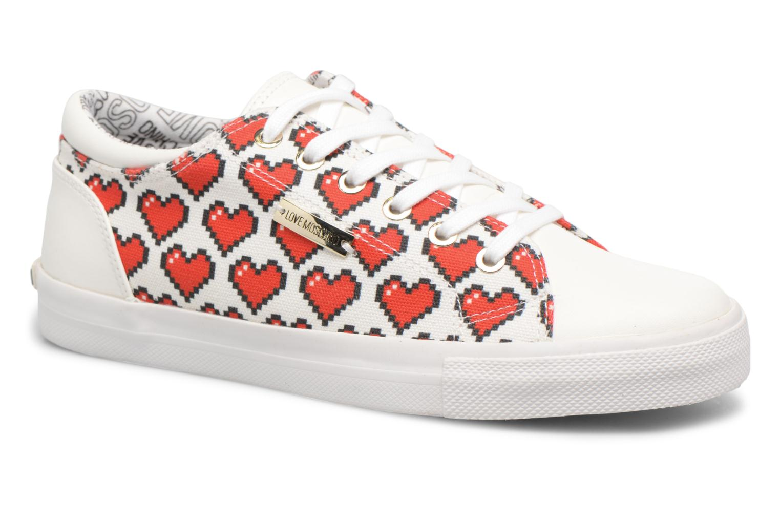 Digital Hearts JA15223G15 by Love Moschino