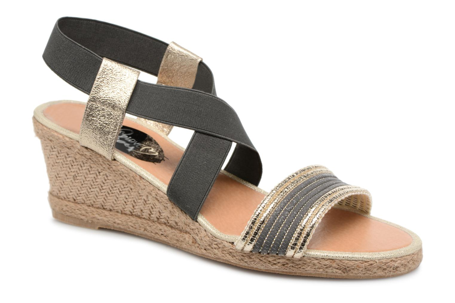 Sandalen FITESPA Size + by I Love Shoes
