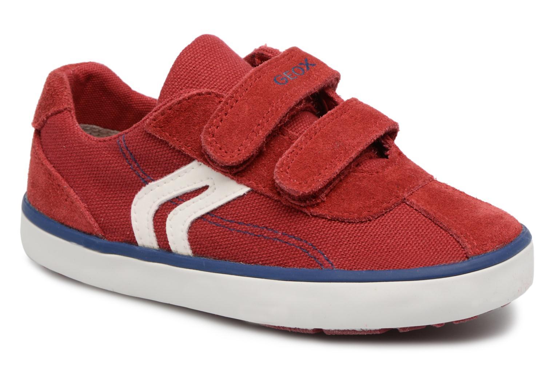 Sneakers Geox Rood