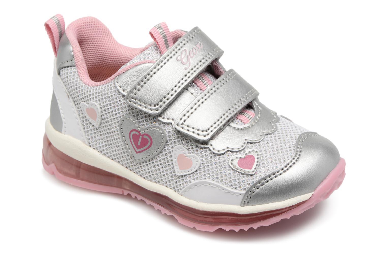 Sneakers Geox Zilver