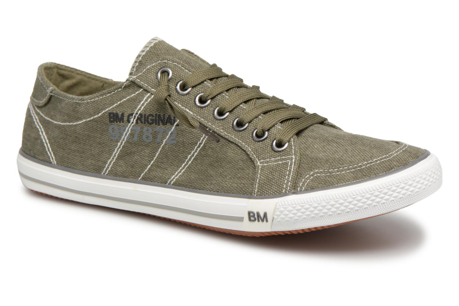 Sneakers I Love Shoes Groen
