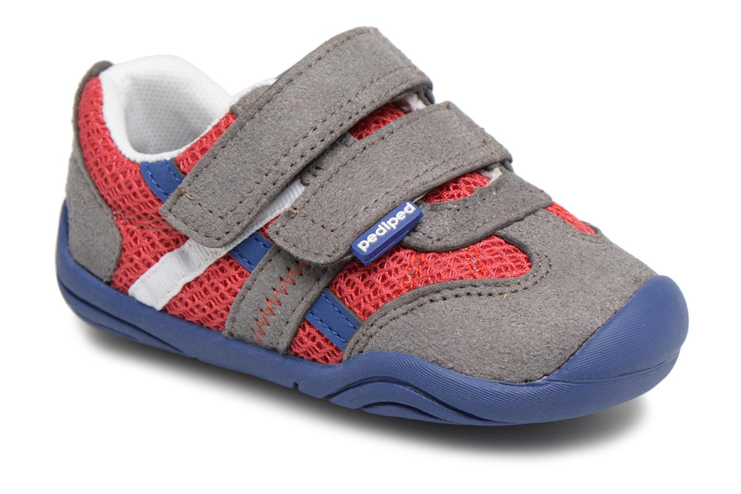 Sneakers Pediped Rood