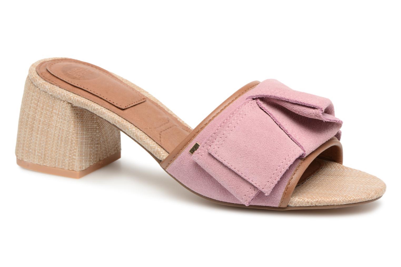 gioseppo kelcel clogs pantoletten f r damen rosa bei sarenza g nstig schnell einkaufen. Black Bedroom Furniture Sets. Home Design Ideas
