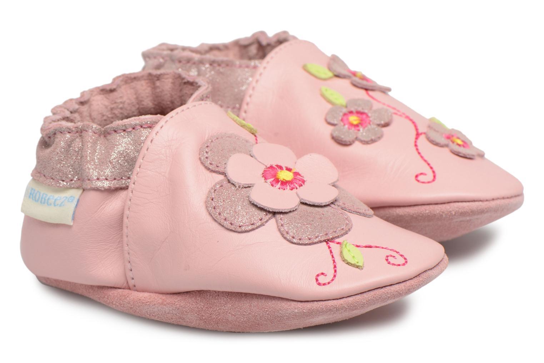 Pantoffels Robeez Roze