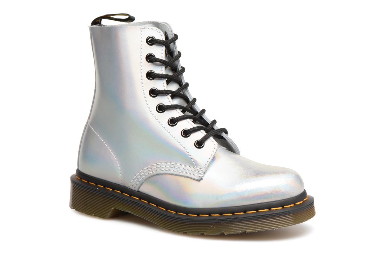 Boots en enkellaarsjes Dr. Martens Grijs