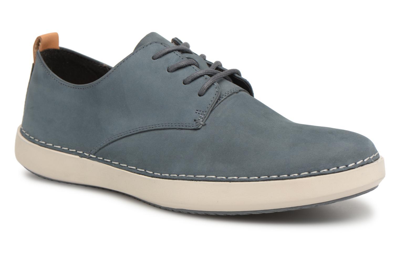 Sneakers Clarks Blauw