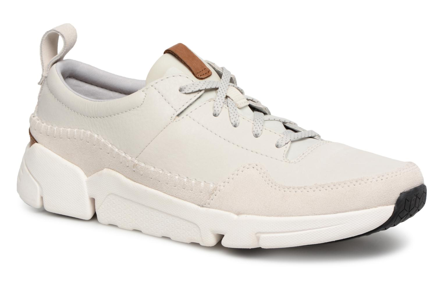 Sneakers Clarks Wit