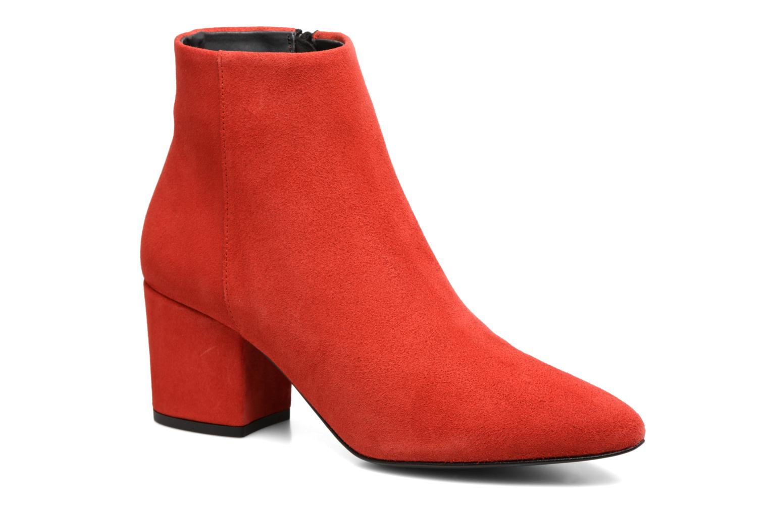 ASTRID LEATHER BOOT par Vero Moda