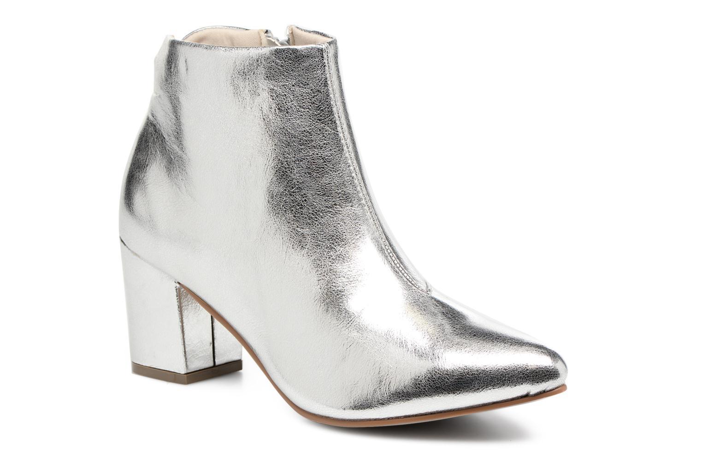 Boots en enkellaarsjes Vero Moda Zilver