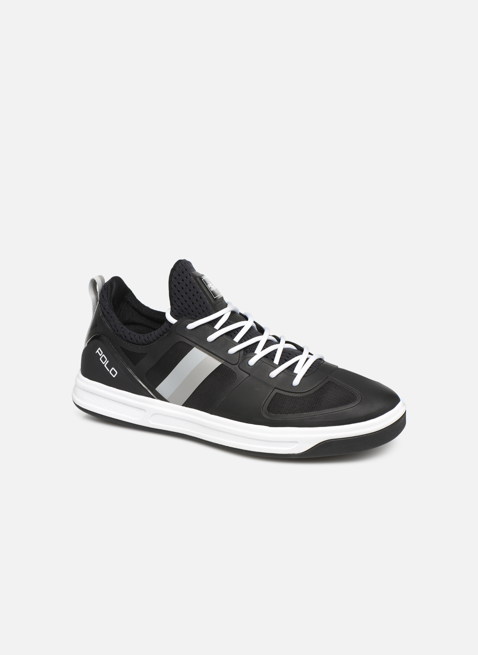 Sneakers Polo Ralph Lauren Zwart