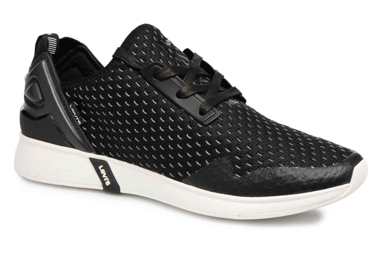 Black Tab Sneaker by Levi's